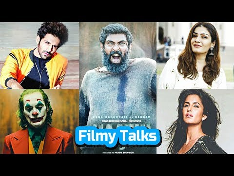 Filmy Talks - Haathi Mere Saathi, KGF Chapter 2, Kartina Superhero, #D40, Oscar Awards, Box Office
