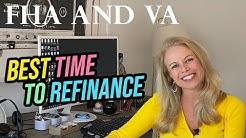 FHA and VA Refinances