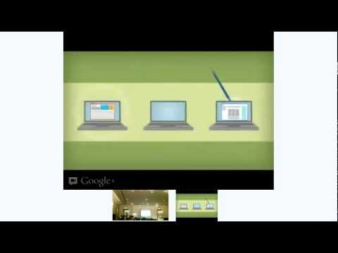 Google Apps for Business seminar - Cairo