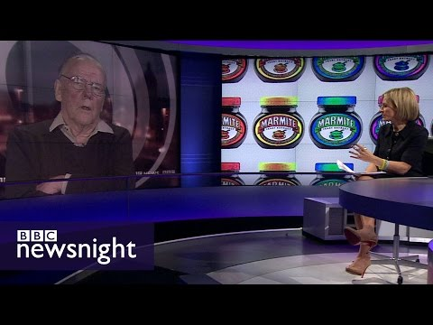 Expect food inflation of 5% in 12 months: Lord Haskins - BBC Newsnight