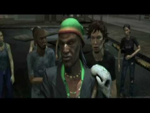 Saints Row-Ridin in that black Joint