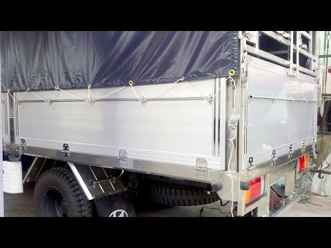 Xe ti Hyundai 6.5 tn, XE TI HYUNDAI 6.5tn  THNH HD99 D 0944 664 662 hyundaidothanh.com
