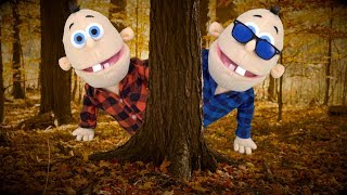 It's Autumn | Baby Big Mouth Nursery Rhymes & Kids Songs