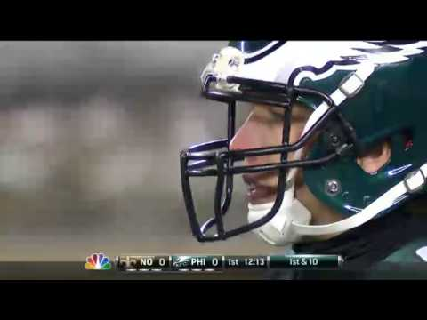 NFL 2013 Wild card Nick Foles highlights
