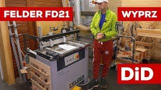 000. WYPRZY w DiD: Felder FD 21 Profesional - wiertarka wielowrzecionowa