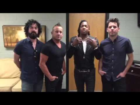 """Newsboys Talk About """"Guilty"""""""