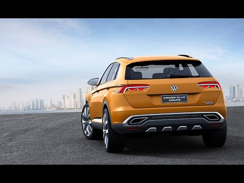 New Volkswagen T Cross 2018