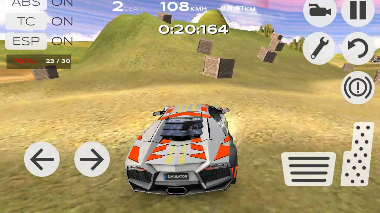 Extreme Car Driving Simulator Destruction