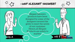 amazon elegant showers