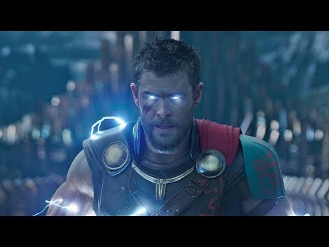 Marvel's 'Thor: Ragnarok' Official Trailer (2017) | Comic Con