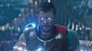 Marvels Thor Ragnarok Official Trailer 2017  Comic Con