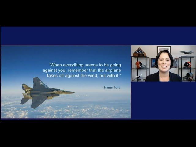 NICOLE MALACHOWSKI'S Virtual Presentation Excerpt
