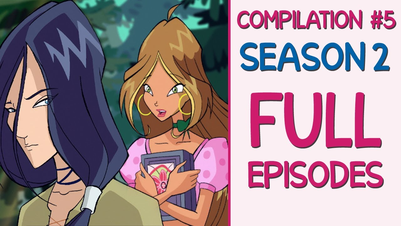Download Winx Club - Season 2 Full Episodes [13-14-15] REMASTERED - Best Quality!