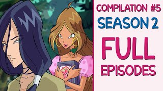 Winx Club - Season 2 Full Episodes [13-14-15] REMASTERED - Best Quality!