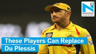 Faf Du Plessis out of series