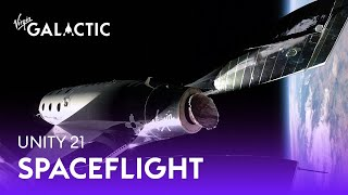 Virgin Galactic Completes First-Ever Spaceflight from New Mexico