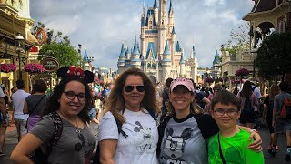 Family Trip to Magic Kingdom! | Walt Disney World Vlog | Full Ride Throughs & Meet and Greets 2020