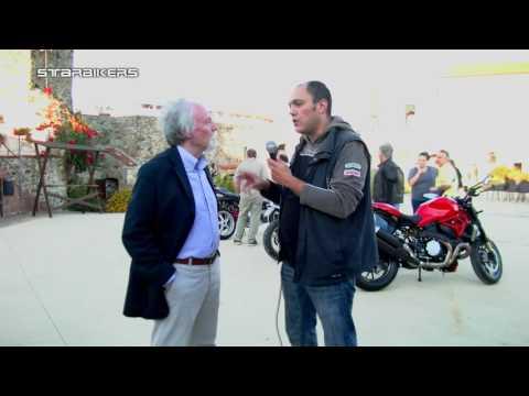 MASSIMO CLARKE intervistato da GIUSEPPE IRRERA