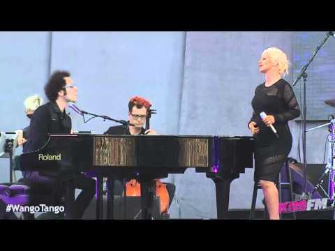 A Great Big World & Christina Aguilera - Say Something At Wango Tango