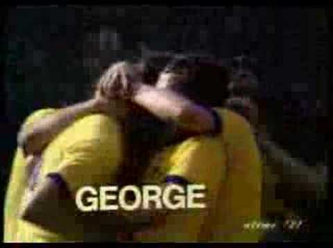 """Charlie George in """"501 Arsenal Goals"""""""