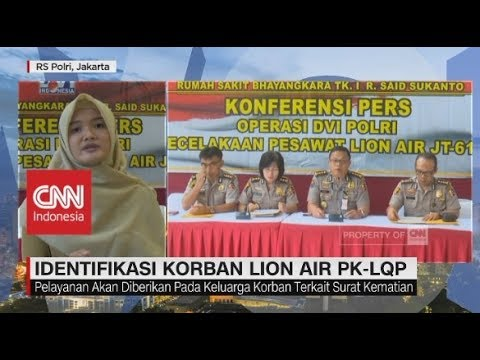 Identifikasi Korban Lion Air JT-610 Dihentikan Pada 23 November Mp3