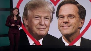 Trump verklaart wereldhandel de oorlog - RTL Z NIEUWS