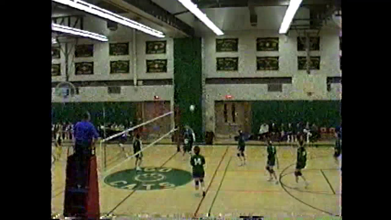 NAC - Seton Catholic JV Volleyball  1-26-95