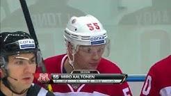 Miro Aaltonen first KHL goal