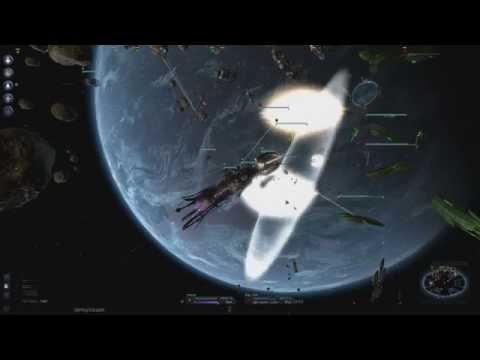 X3.TC Мощнейшая Битва.Kha'ak vs Argon and Boron. 40 v 40 Destroyer's + M0.