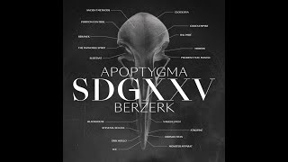 Apoptygma Berzerk – SDGXXV [2019] (FULL ALBUM)