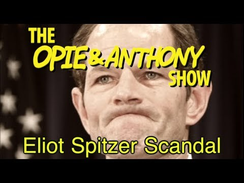Opie & Anthony: Eliot Spitzer Scandal (03/11/08-03/19/09)