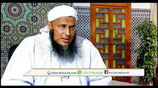 الشيخ الددو  يرد على الوزير الناطق بإسم الحكومة