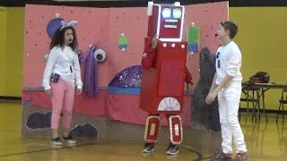 Support Odyssey of the Mind 2015, Paul Revere Middle School