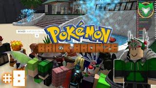 "Pokemon Brick Bronze Ep.8 (ROBLOX) ""Free pokemans?"""
