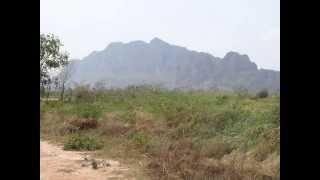Mountain View Subdivided  Land In Housing Estate Near Cha am, Thailand [367]