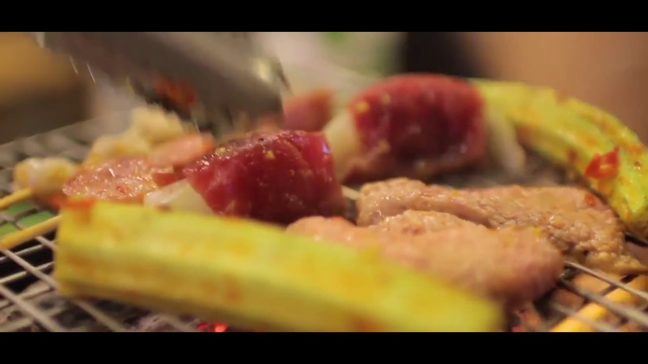 [Zen Food]Review Happy BBQ Xiên Nướng 5k | 824/28Q Sư Vạn Hạnh, P. 12, Quận 10, TP. HCM ✅