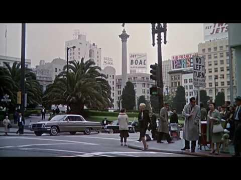 Tippi Hedren Commercial Vs Opening Scene Of