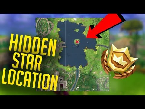 """Search Between Three Boats"" In Fortnite Battle Royale - Week 8 Hidden Star Location! (3 Boats Star)"