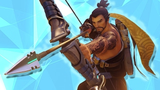 A Beginner's Guide on How to Blow It |Overwatch Edition feat. Hanzo|