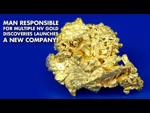 Dave Mathewson, U.S. Gold Corp: How To Strike The Mother Lode
