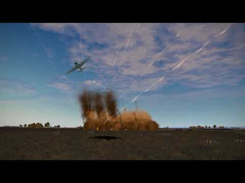 IL 2  Sturmovik Battle of Stalingrad - IL 2 Early Morning Raid in VR