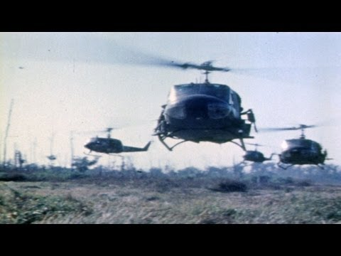 HD Historic Archival Stock Footage Vietnam War 1ST AIR CAVALRY COMBAT OPERATIONS 1971