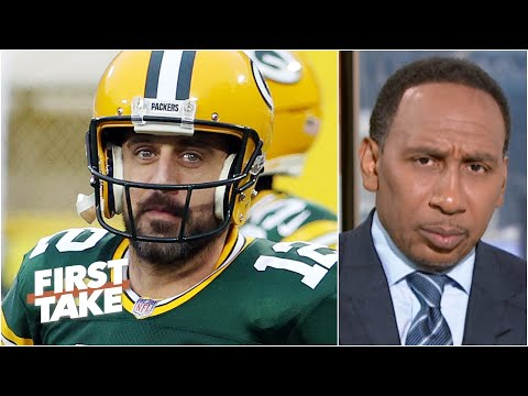 Should the Packers fire their GM to keep Aaron Rodgers? 'Wouldn't bother me one bit!' - Stephen A.