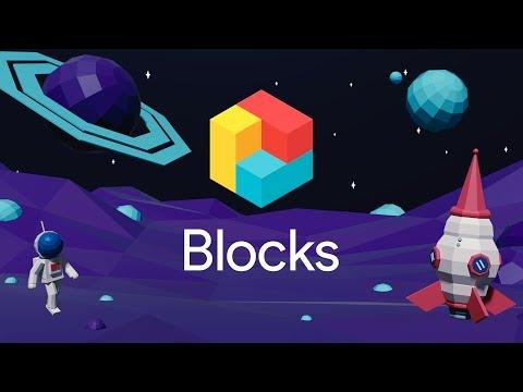 0 - Google Blocks: 3D-Modellierung in VR-Umgebung