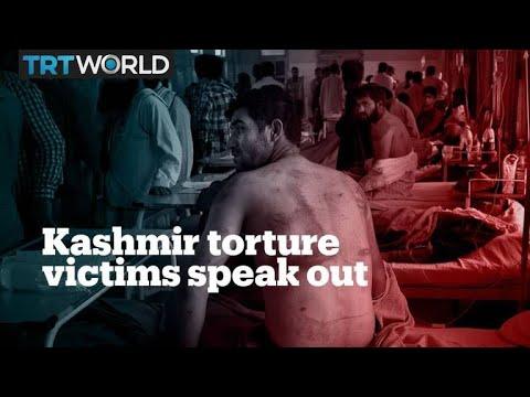 Kashmir torture victims