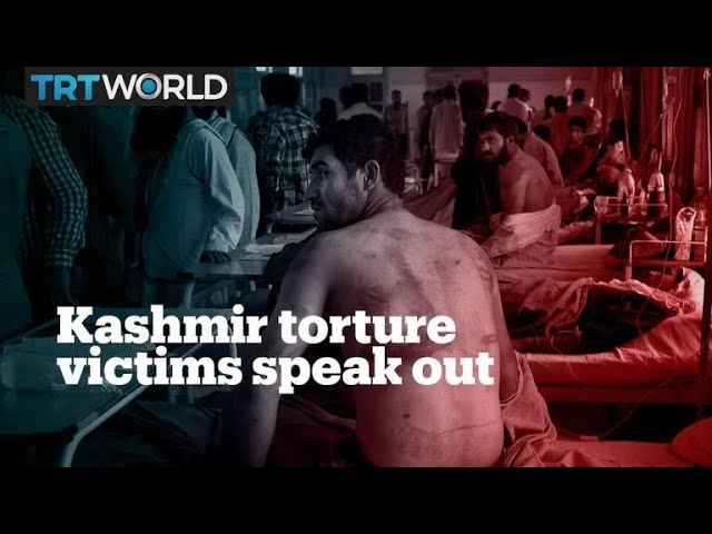 Kashmir torture victims speak out