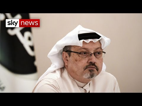 The body of murdered journalist Jamal Khashoggi has been found