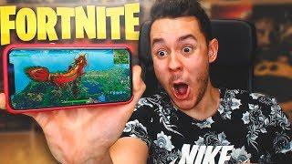 FORTNITE en MOVIL! (IOS/ANDROID)