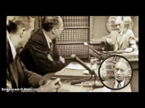 Rare TV interview with Admiral Richard E Byrd 'There is a secret land mass the size of the US'