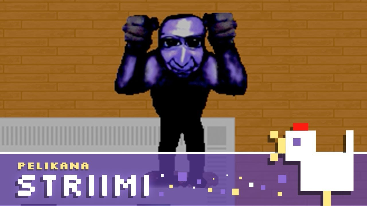 Pelikana Striimi Ao Oni 3 0 Youtube